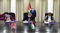 Norway, UNICEF, and the Palestinian Ministry of Health sign new partnership agreement to strengthen early childhood health care, protection, and development, and to support COVID-19 response activities in the State of Palestine