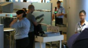 Strip searches, escorts to gates of Arab passengers by Israeli airport security personnel are illegal