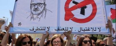 Nahed Hattar's assassination exposes Jordan's darker side